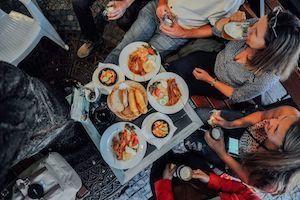 Beer and tapas Tour Prague