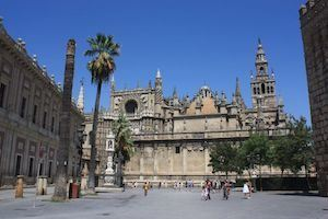 Cathedral and Giralda Tower Tour Seville