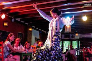 Flamenco Show in Albaycin Granada Spain