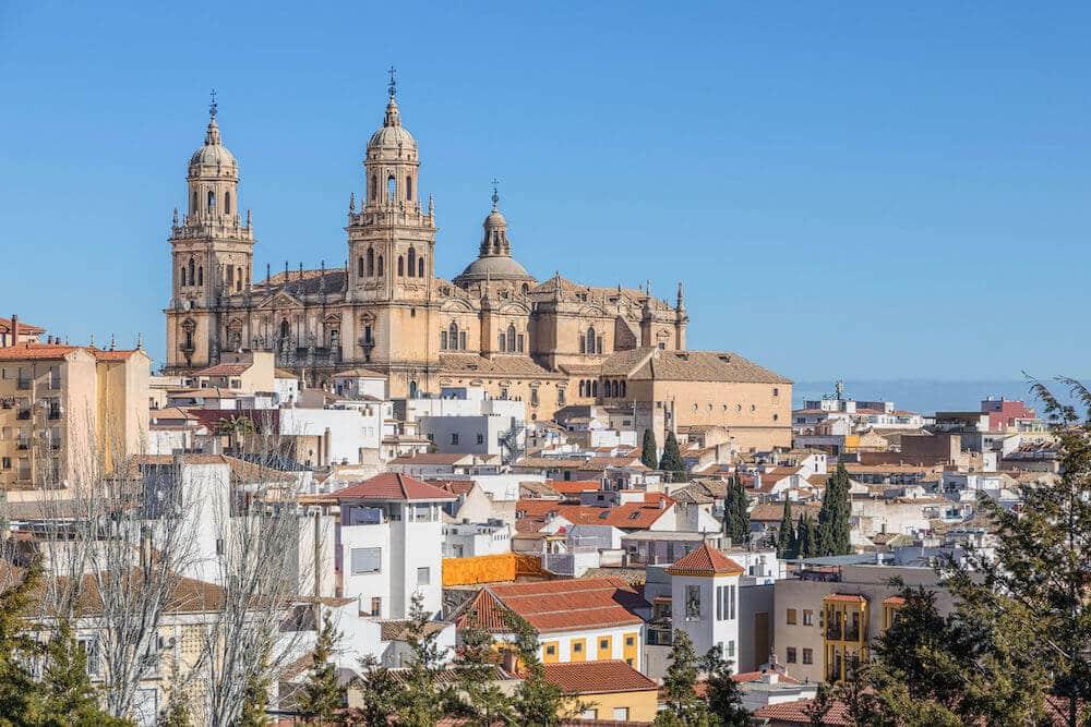 Jaen Andalusia Spain