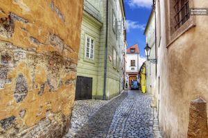 Prague Walking Tour with Cruise