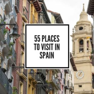 Best Places to Visit in Spain Feature Image