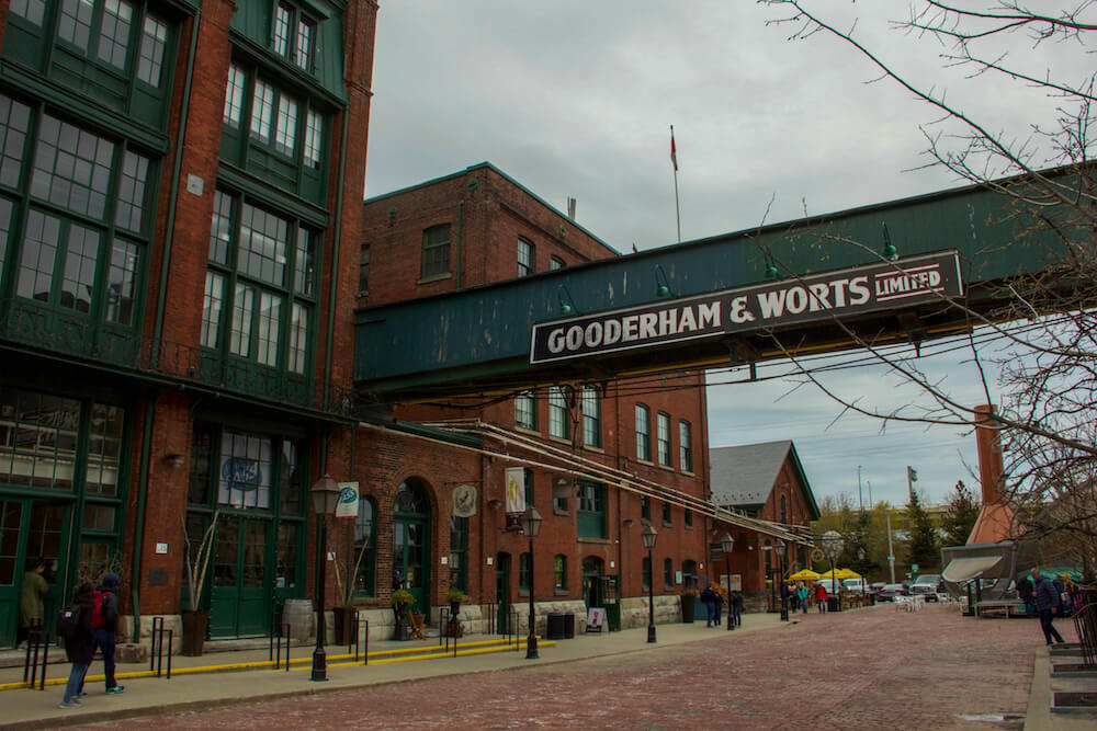 The Distillery District, Where to Stay in Toronto Canada, Toronto Best areas to stay