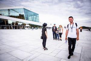 Oslo Walking Tour