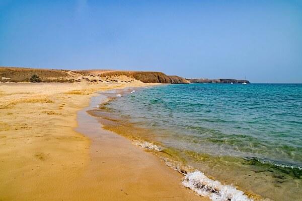 Playa Mujeres Lanzarote Spain