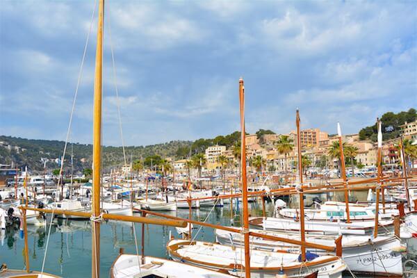 Port de Soller Mallorca Spain
