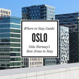 Where to Stay in Oslo Norway