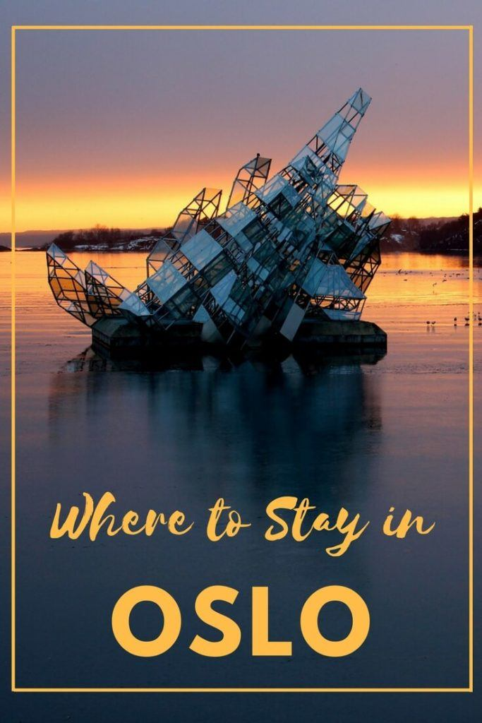 Where to Stay in Oslo Pin