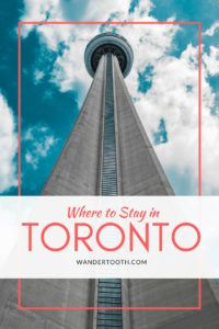 Where to Stay in Toronto Canada (According to a Local). A Toronto Travel Guide That Explains Toronto's Best Areas to Stay. If You're Planning a Trip to Toronto, Use This Guide to Plan The Best Place to Stay in Toronto. Written by a Local Travel Writer. Includes Toronto Hotel Recommendations. Click to Read the Toronto Travel Guide! Best Areas to Stay in I Toronto's Coolest Neighborhoods I Toronto Hotels - via @wandertooth