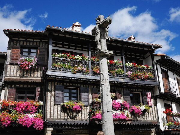 La Alberca Spain