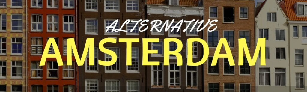 Alternative Amsterdam Guide Blog Header
