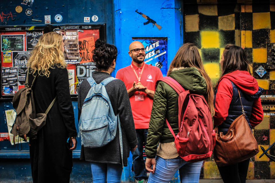 an amsterdam alternative tour is a good way to see the liberal side of the city in a short time