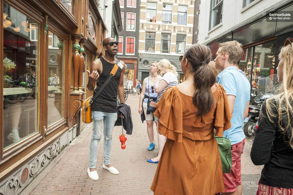 ganja tour amsterdam