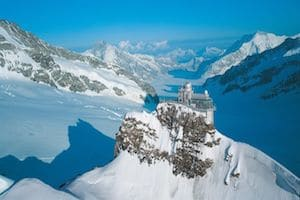 Day trips from Zurich to the alps and Jungfraujoch