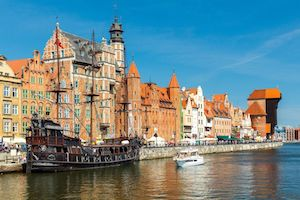 Visit Gdansk and Gdynia in a day trip from Warsaw