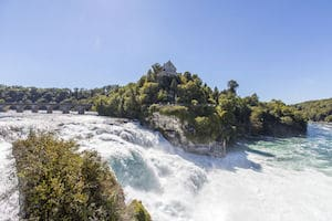 Day trips from Zurich to Rhine Falls