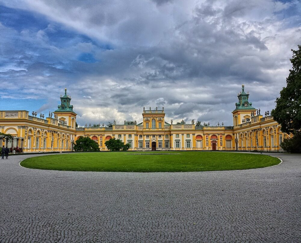 Wilanow Palce Warsaw is also referred to as the Polish Versailles
