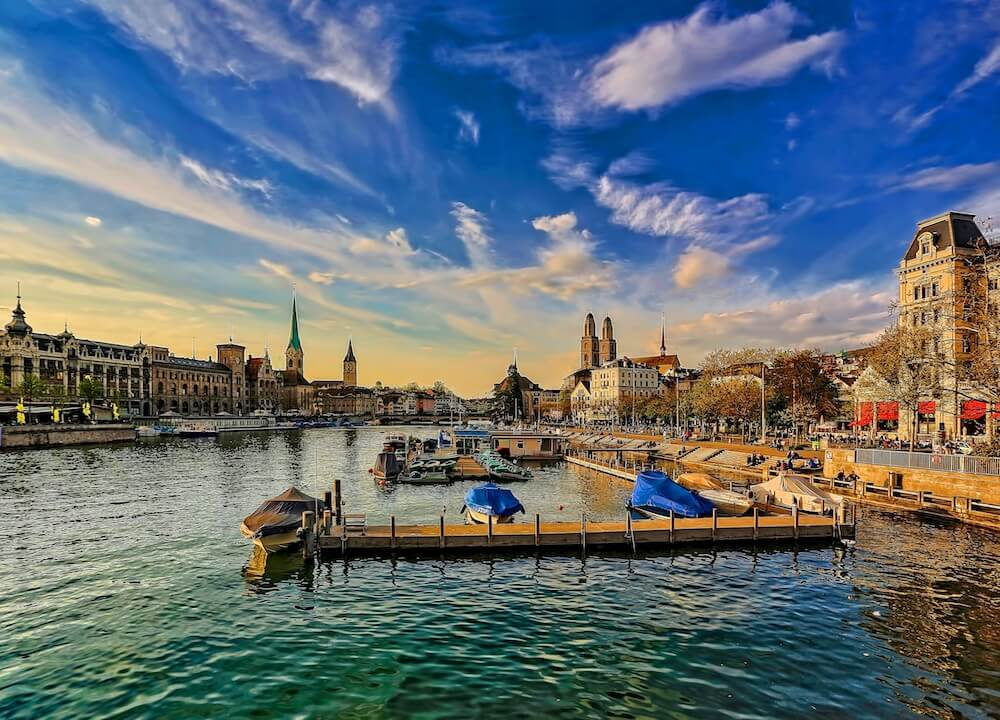 A guide to finding the best area to stay in Zurich