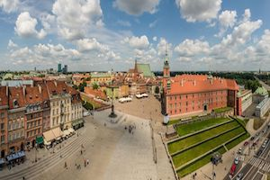 Walking tour Warsaw, a great way to get to know the city