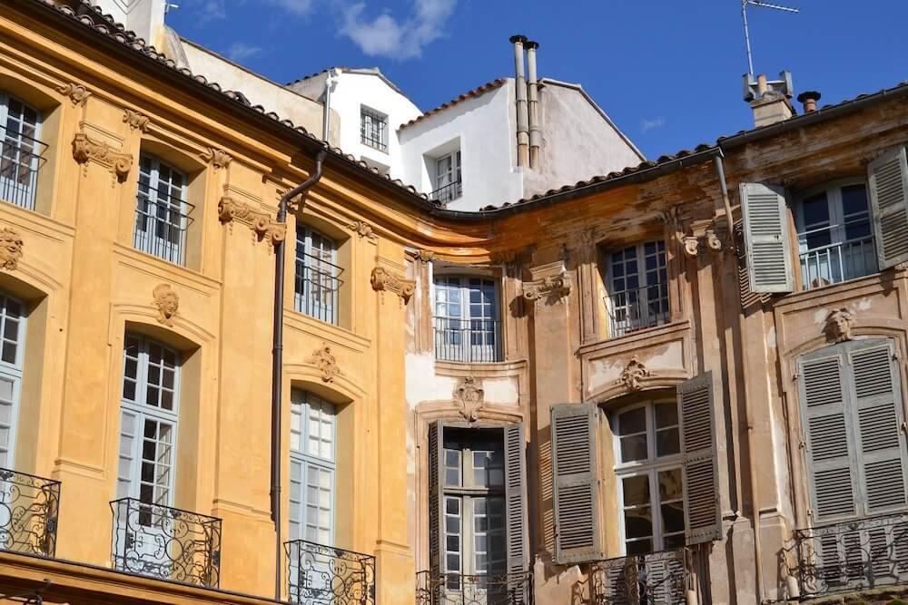 What to do in Aix en Provence France