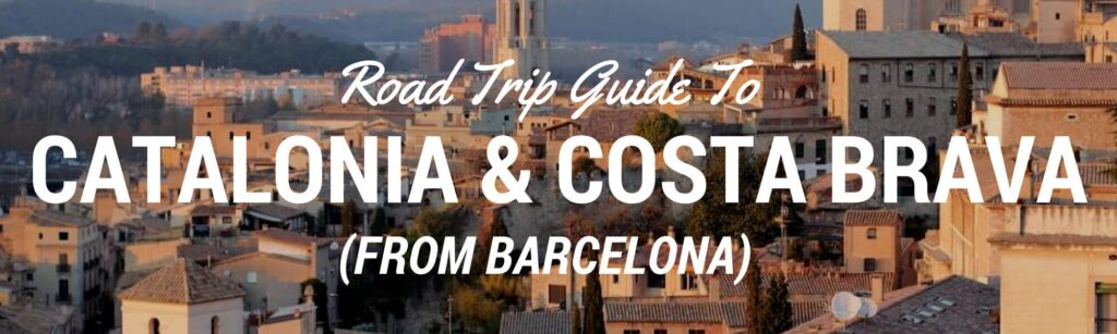 Road trips from Barcelona header