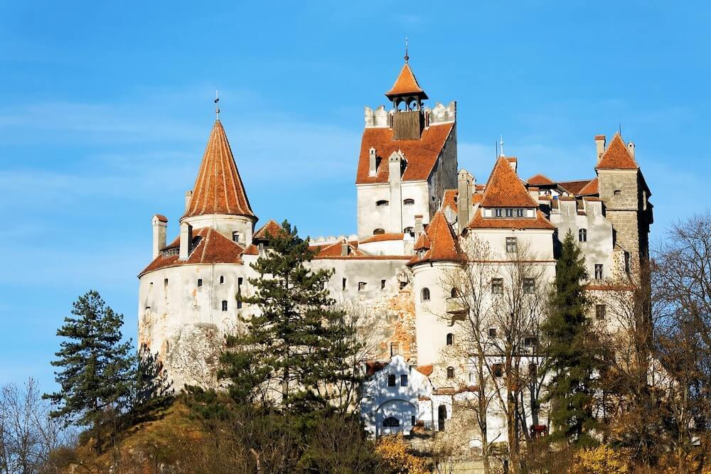 Bran castle day tour from Bucharest