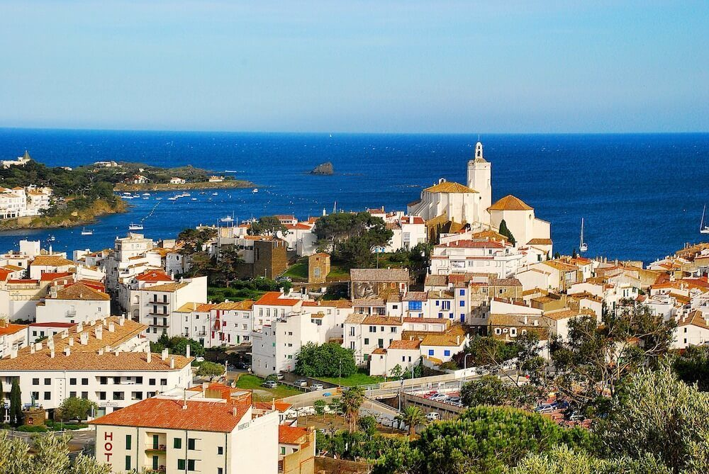 Cadaques is an amazing and picturesque Road trip from Barcelona