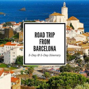 Road Trip from Barcelona Featured Image