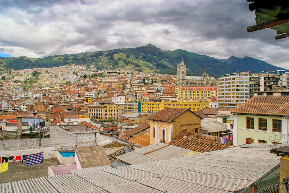 If you are wondering where to stay in Quito some of the best hotels in Quito are located in Old Town