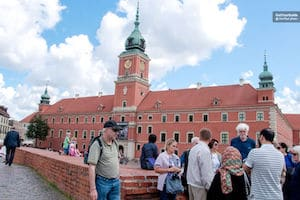 Take a warsaw walking tour to get acquainted with the city