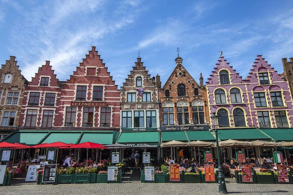 One Day in Bruges Belgium