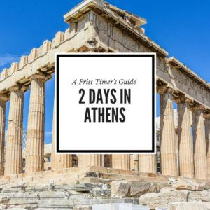 Athens tourist guide for first time visitors to Athens Greece