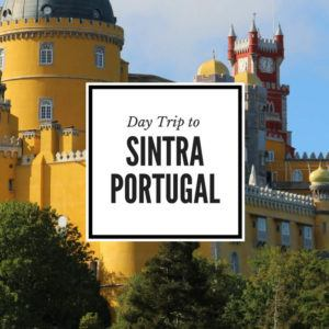 day trip Sintra take an amazing day trip from Lisbon to Sintra Portugal
