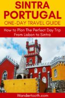 Planning a trip to Sintra Portugal? This Sintra travel guide includes everything you need to spend between 1 day in Sintra. Includes the best things to do in Sintra, Lisbon to Sintra day trip information, and a one day in Sintra itinerary. Click to Read and Plan Your Trip to Sintra! #sintra #lisbon #portugal #daytrip #travel #europe