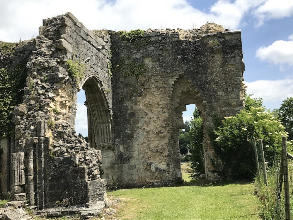 What to see in Normandy will include ruins of old Abbeys