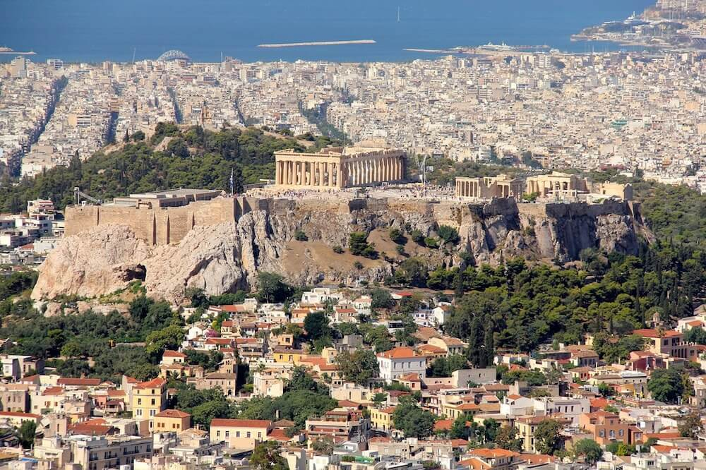 How to spend two days or even one day in Athens