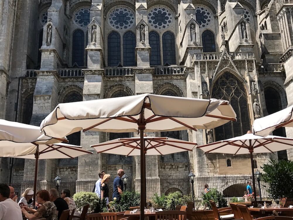 Chartres Cathedral is one of the top things to see in Normandy
