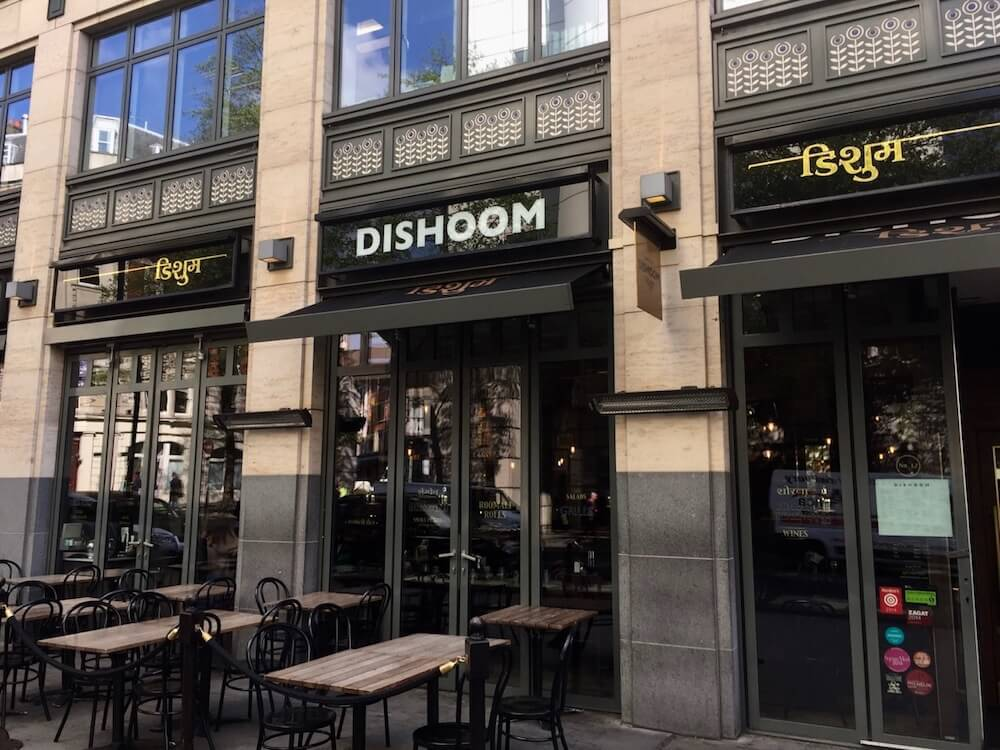 London first time visitors must eat at Dishoom