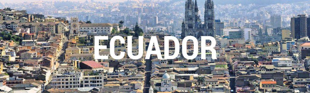 Ecuador Archives Blog Header