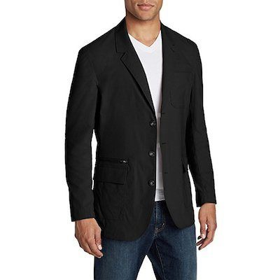 best lightweight travel blazer
