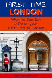 Planning a trip to London? This London travel guide includes everything you need for the perfect first time trip to London. Includes the best things to do in London, London food to eat, and fun activities to stay busy, plus helpful London travel tips. Click to plan your London trip!