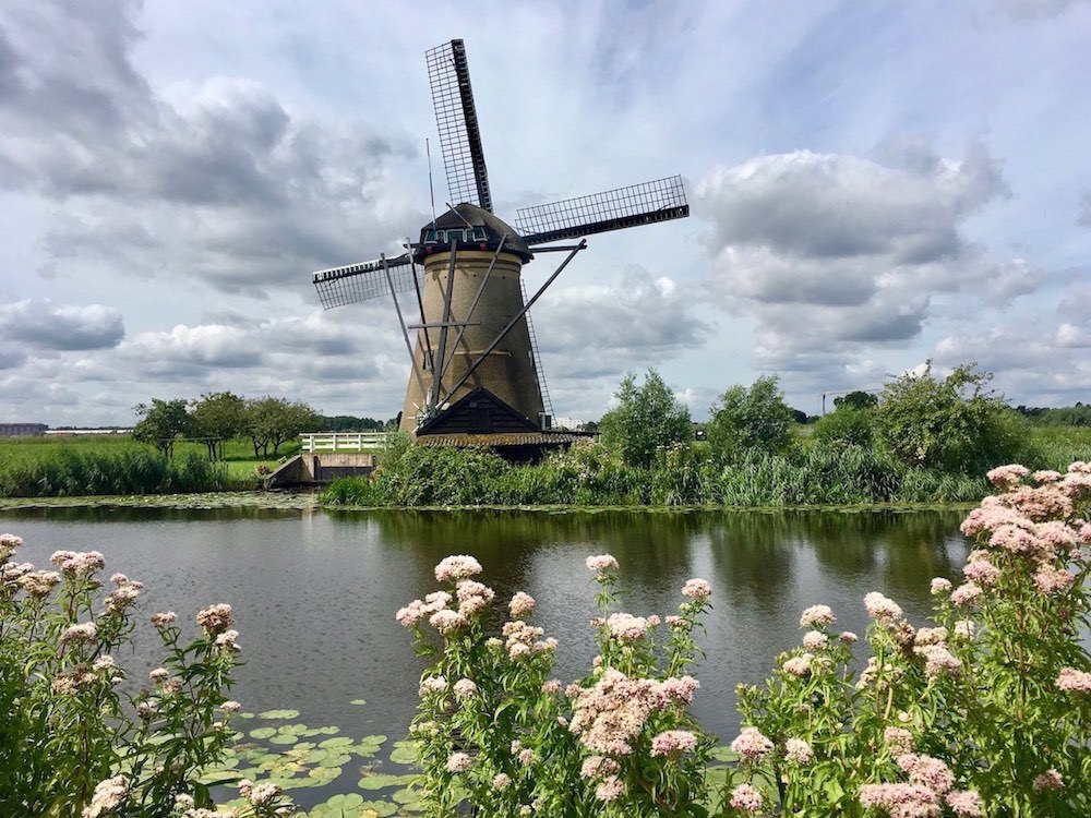 Going to Kinderdijk is one of the Cool things to do in Rotterdam