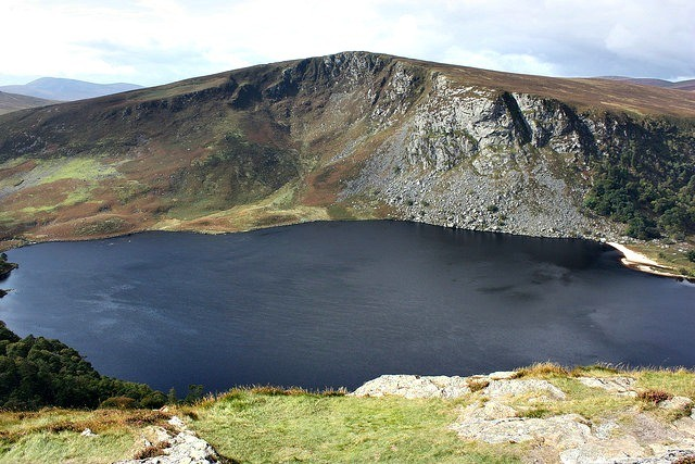 Find amazing Wicklow Mountains Hiking Trails