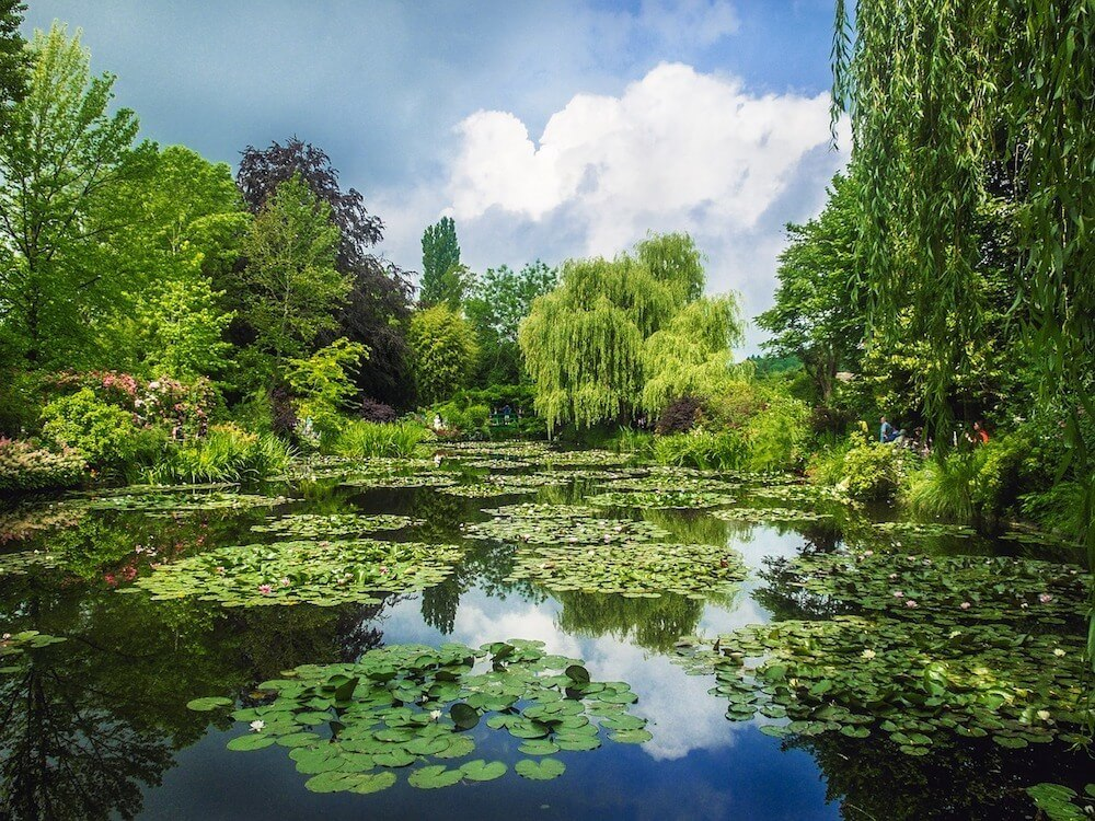 Visit Normandy and see the Monet house and gardens