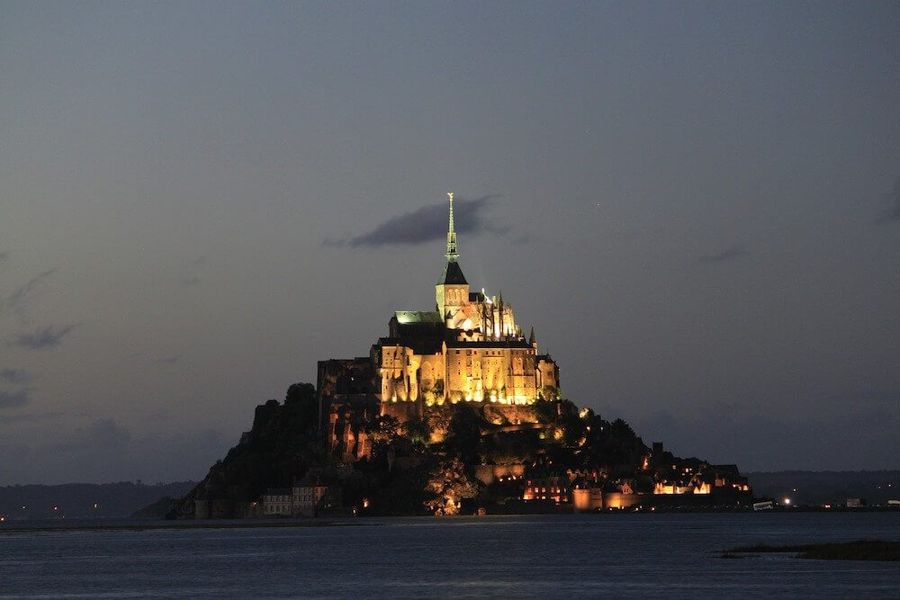 Seeing Mont Saint Michel is one of the best things to do in Normandy