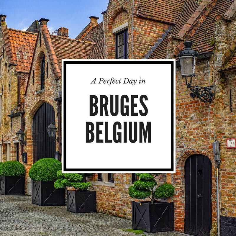 Things to do in Bruges in a day