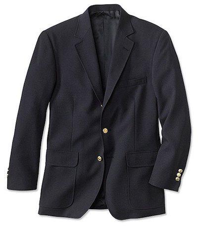 best mens travel blazer