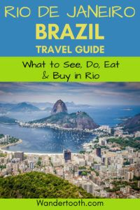 Planning a trip to Rio de Janeiro Brazil? This Rio travel guide includes everything you need to on a first-time visit to Rio. Includes the best things to do in Rio, Rio food to eat, and fun activities to stay busy. Click to plan your Rio trip!