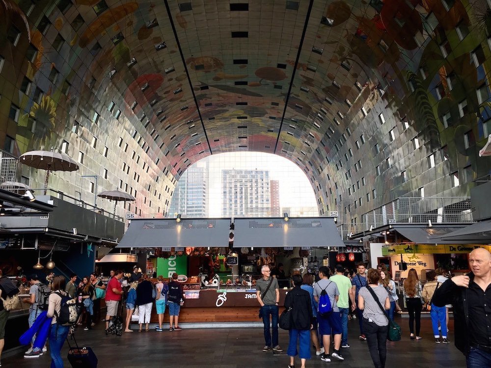 Cool things to do in Rotterdam