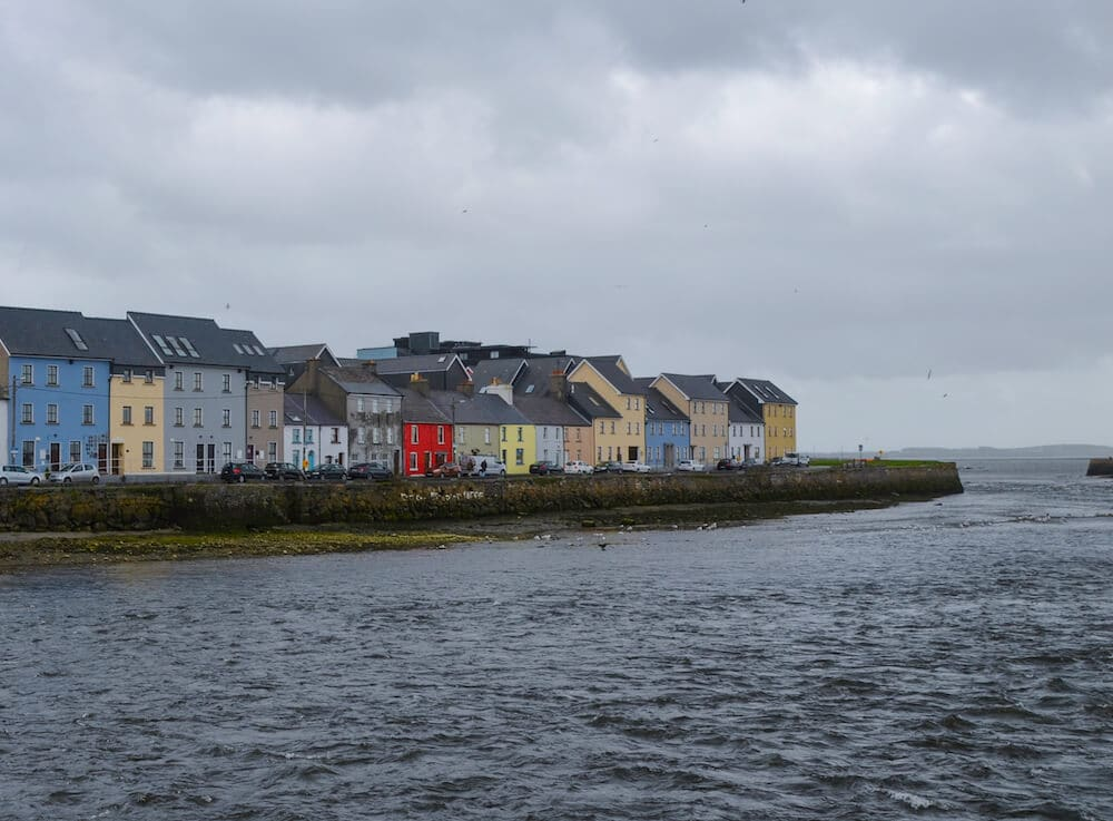 trip to Galway isn't complete without seeing the The Long Walk